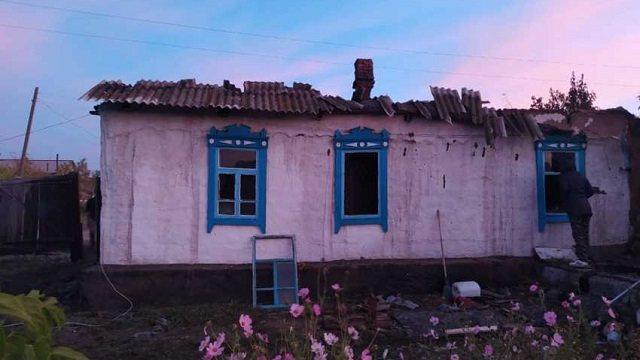 Пожар в Костанайской области забрал жизнь 33-летнего мужчины