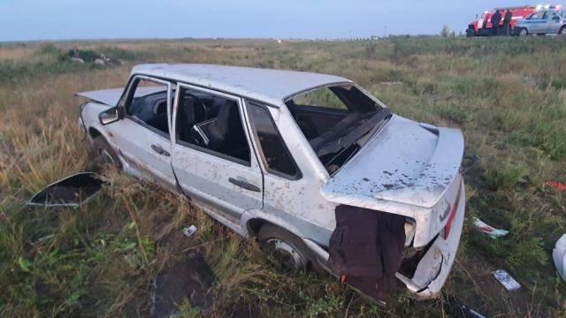 19-летняя девушка погибла в аварии на трассе под Троицком