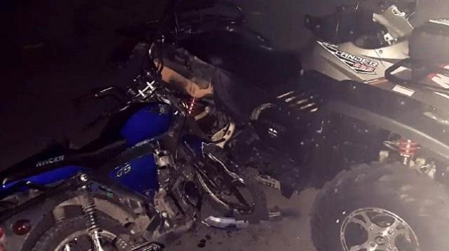 Пьяный водитель квадроцикла насмерть сбил подростка ВКО