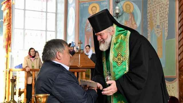 Епископ Костанайский и Рудненский Анатолий почислен на покой