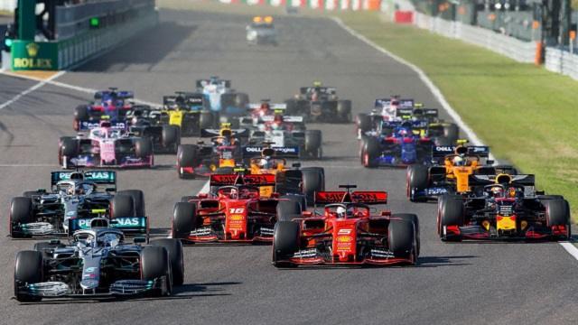 Формула-1 Гран-При Тосканы 12.09.2020 прямая трансляция