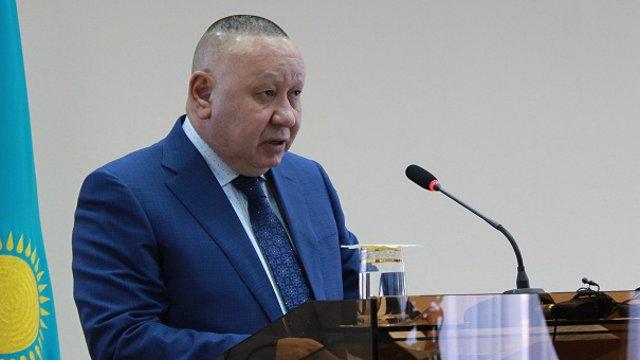 «Больше он у нас не работает»: В акимате Рудного прокомментировали отставку Бахытжана Гаязова