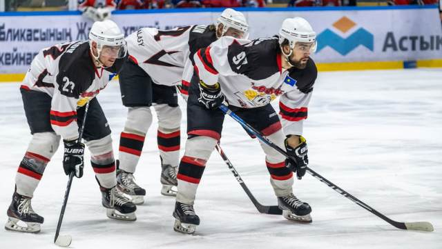 Рудненский «Горняк» стартует в чемпионате Казахстана по хоккею
