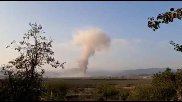 Обострение военного конфликта между Арменией и Азербайджаном. Что известно на данный момент