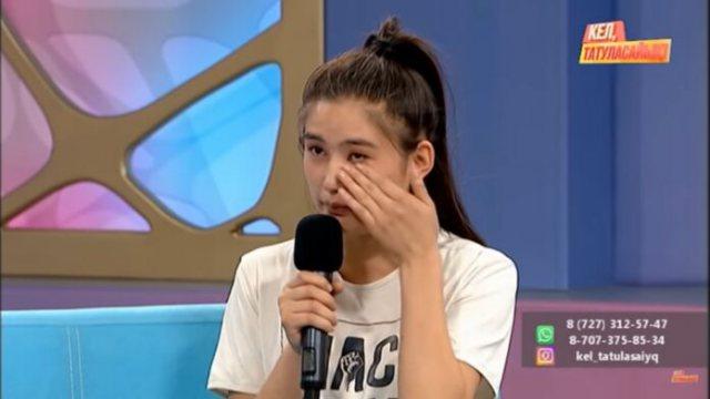 «Примириться с насильником»: Скандал разгорелся вокруг казахстанского ток-шоу «Кел, татуласайық!»