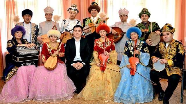 Фольклорно-этнографический ансамбль «Мирас» представит новый концерт в Костанае