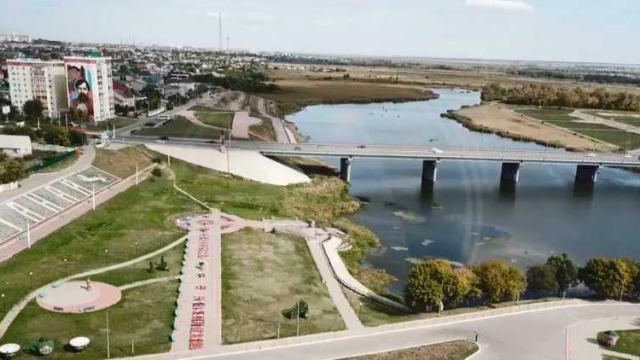 В ноябре будет официально сдана новая часть Набережной в Костанае
