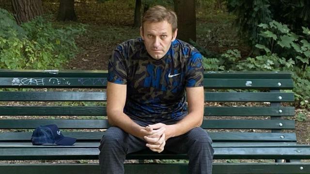 Алексей Навальный рассказал о своих планах после выписки