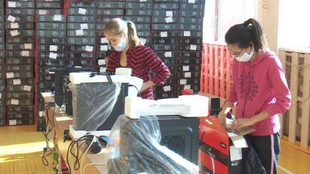 15 тысяч компьютеров дополнительно закуплено для школьников, обучающихся дистанционно в Костанайской области