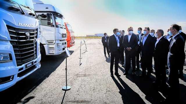 Премьер-министр Казахстана и президент Татарстана договорились об открытии новых заводов в Костанае