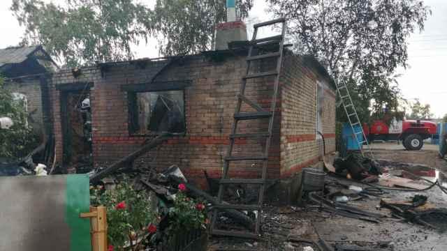7-летний ребёнок сгорел в Костанайской области