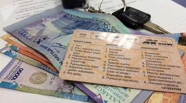 В России хотят признать водительские права граждан Казахстана