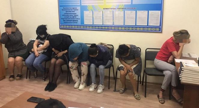 Алматинские проститутки ищут клиентов через мобильное приложение