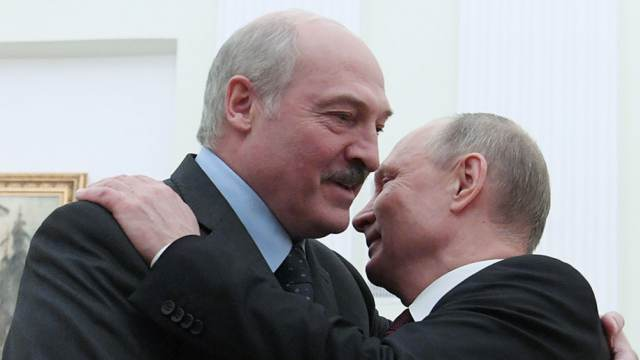 Лукашенко не планирует вхождение России в состав Беларуси