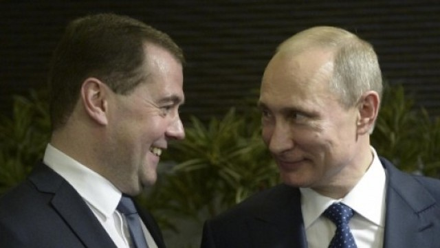 Путин и Медведев наделены пожизненной неприкосновенностью