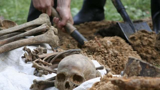 Детские могилы бронзовой эпохи обнаружили в Костанайской области
