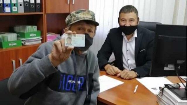 В Костанайской области мужчина прожил без документов 30 лет