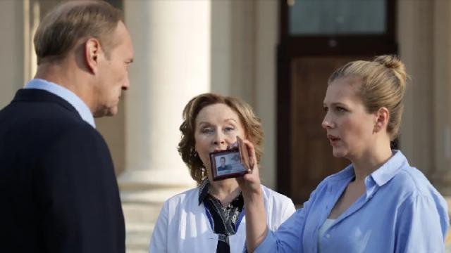 Премьера сериала на канале «Россия» — многосерийный фильм «Спасская»
