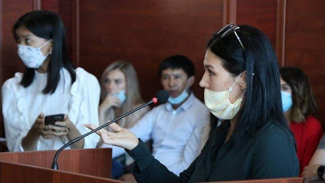 ДТП на блокпосту в Алматы: Вдова полицейского требует 36 млн тенге
