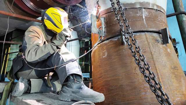 ЧП в Темиртау: Двое рабочих ТЭЦ госпитализированы с ожогами