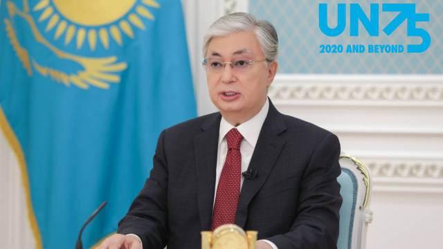Президент Токаев подписал ряд законов