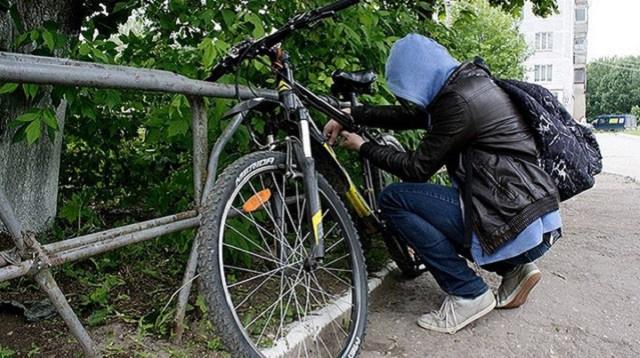 Полицейские из Костаная задержали подозреваемого в краже 14 велосипедов