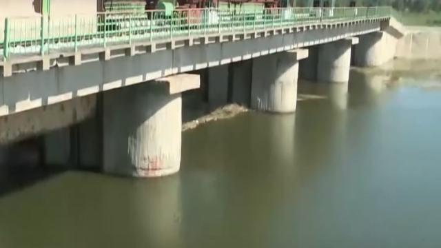 Видео: Уровень воды упал в крупнейших водохранилищах Костанайской области