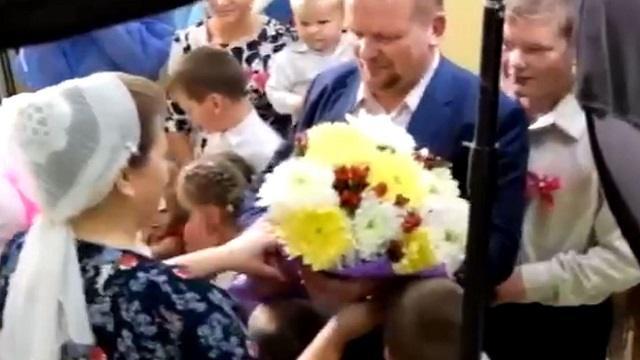 Россиянка родила 14-го ребенка