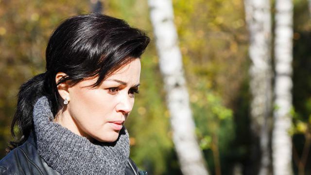 Дочь Анастасии Заворотнюк рассказала о состоянии здоровья актрисы