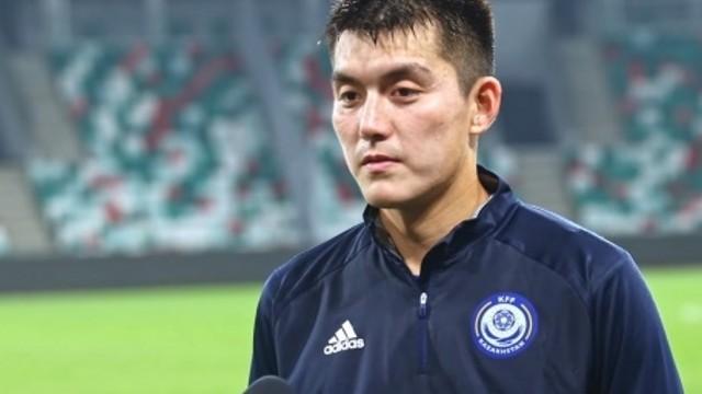 Молодой футболист «Тобола» Султан Абилгазы оценил первый вызов в сборную Казахстана