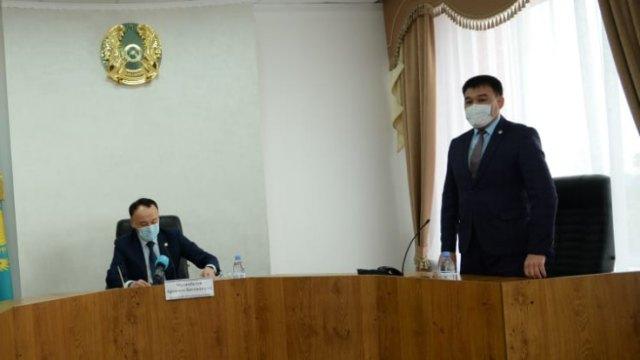 Кайсар Муржакупов назначен акимом района имени Беимбета Майлина