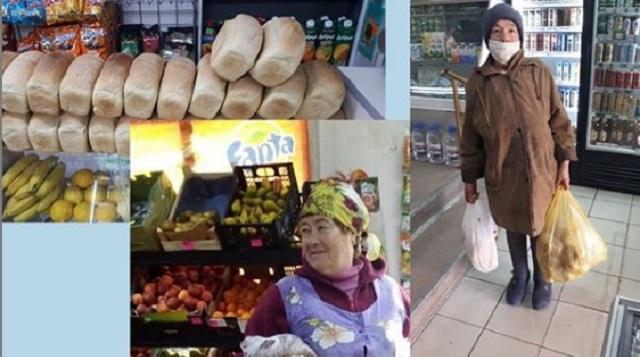 «Хлеб — всему голова!»: В Костанае проходит благотворительная акция