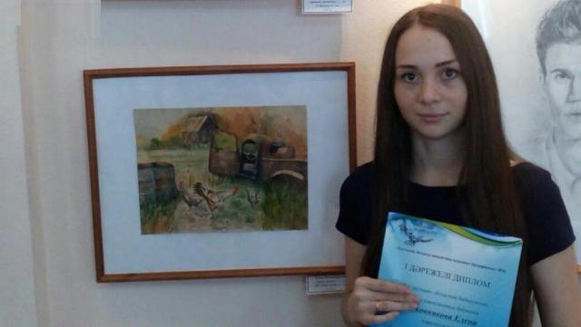 Как художник Елена Прикладова помогает делать Костанай лучше
