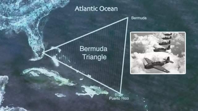 Раскрыта тайна исчезновения пяти торпедоносцев в Бермудском треугольнике