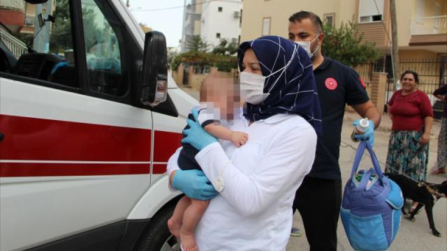 Жительница Казахстана бросила трехмесячного сына в Турции