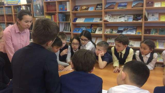 Юные любители читать из Костаная предпочитают Носова, Драгунского и… «Гарри Поттера»