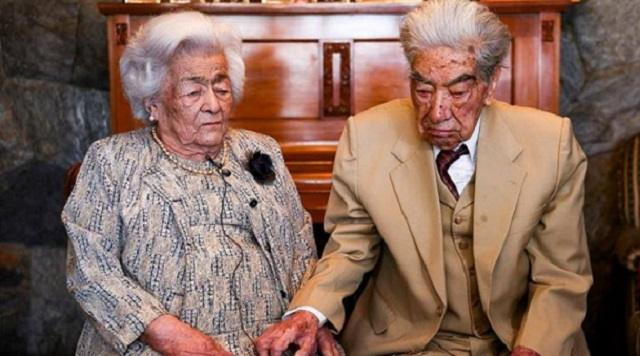 Прожил с женой 79 лет: Ушел из жизни рекордсмен Книги Гиннесса