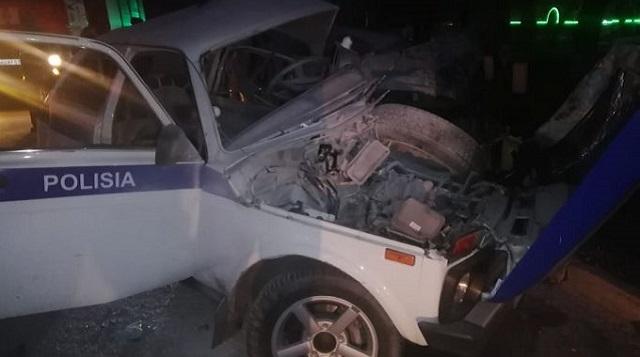 ДТП в Щучинске: Страшная гибель полицейских попала на видео