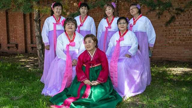Корейскому хору «Ен-Коди» из Костаная исполнилось 20 лет