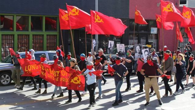 «Советский Союз — идеальная система»: Почему число сторонников СССР в США растёт?