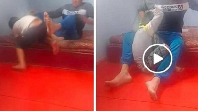 Пьяный отец истязал жену и детей в Туркестанской области