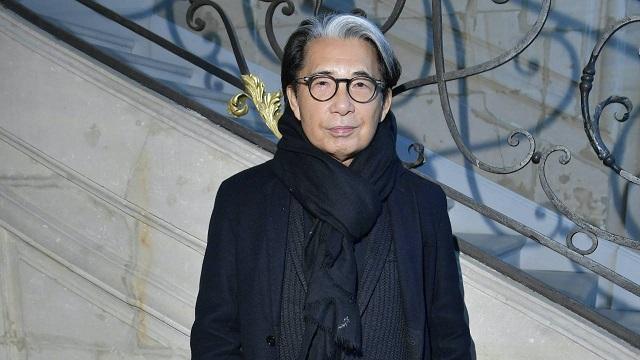 Модельер и дизайнер с мировым именем Кендзо Такада умер от коронавируса