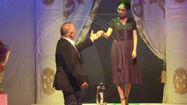 «18+» Премьера комедии состоялась в Областном казахском театре драмы Костаная