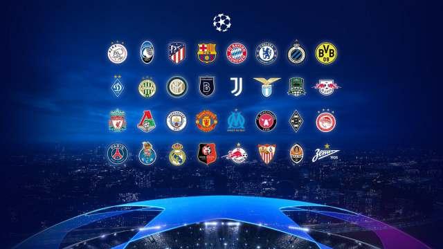 Итоги жеребьевки группового этапа Лиги чемпионов 2020-2021
