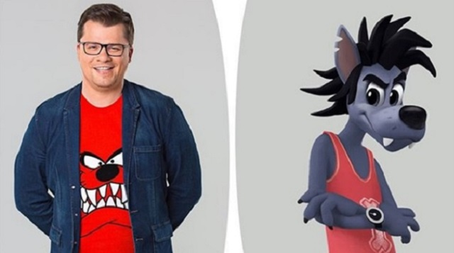 Новые образы героев мультфильма «Ну, погоди!» появились в Сети