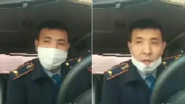 «Для чего я давал присягу?»: Полицейский ВКО пожаловался на произвол начальства