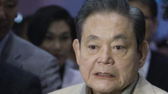 Умер глава Samsung: Наследники заплатят миллиарды долларов налогов