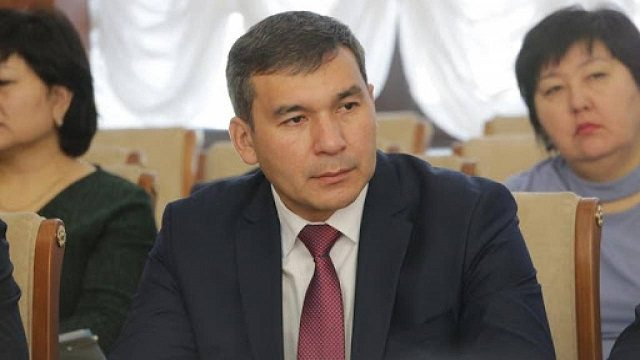 Канат Аскаров ушел с поста главного санитарного врача Карагандинской области