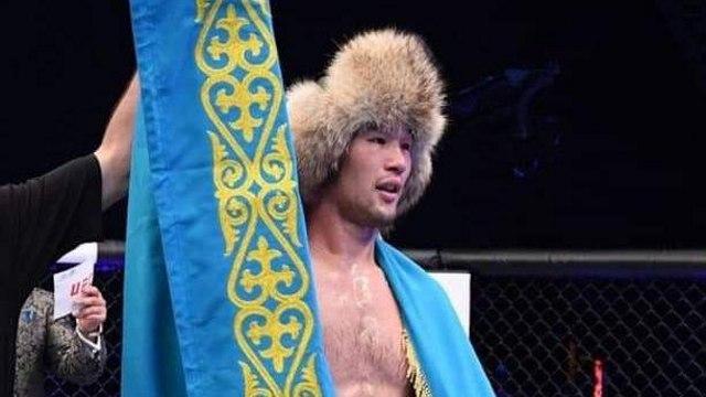 Казахстанец Рахмонов победил бразильца Оливейру на чемпионате UFC254