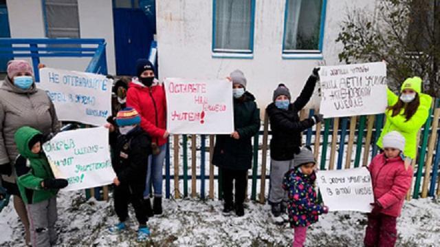 В российском селе школу отремонтировали, провели в ней выборы и… закрыли